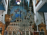Chania-cathedral-inside