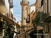 Chania-minaret