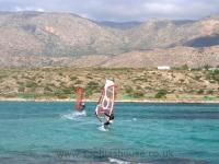 elafonissi windsurfers
