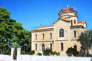 Gavlalohori church