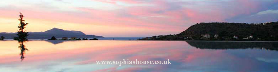 Sophia's House blog
