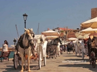 Chania-Carriage-rides