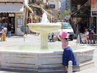 Chania-fountain