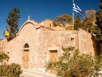 spinalonga church