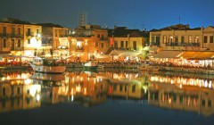 Rethymno-old-harbour