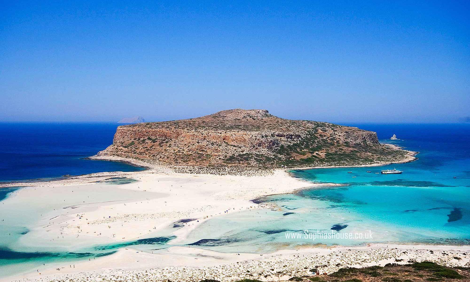 Gramvousa Crete
